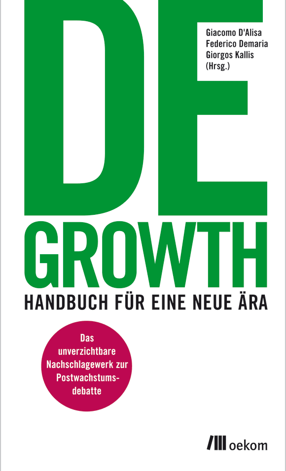 Cover: Degrowth
