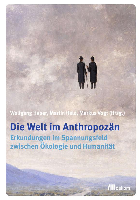 Cover: Die Welt im Anthropozän