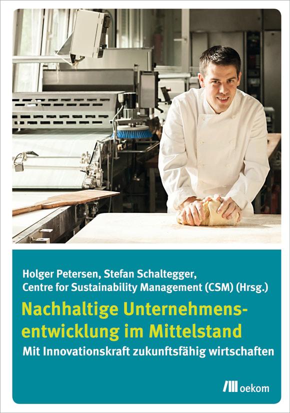 Cover: Nachhaltige Unternehmensentwicklung im Mittelstand