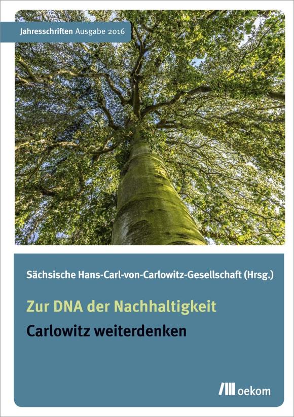 Cover: Zur DNA der Nachhaltigkeit