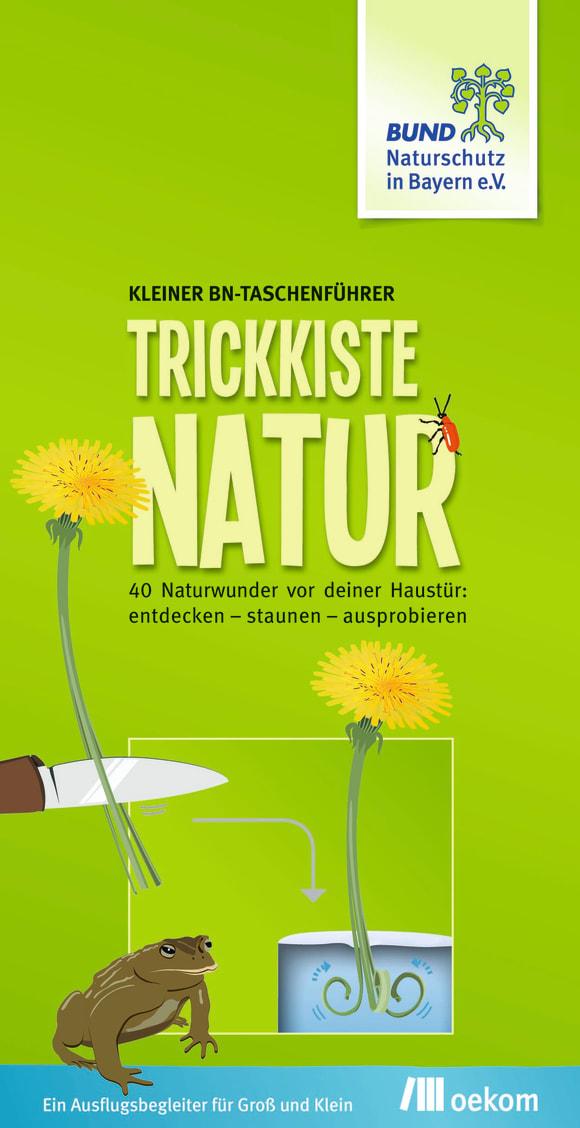 Cover: Trickkiste Natur