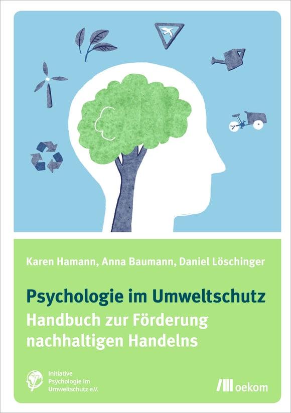 Cover: Psychologie im Umweltschutz