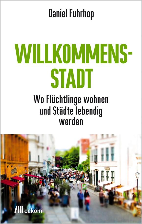 Cover: Willkommensstadt