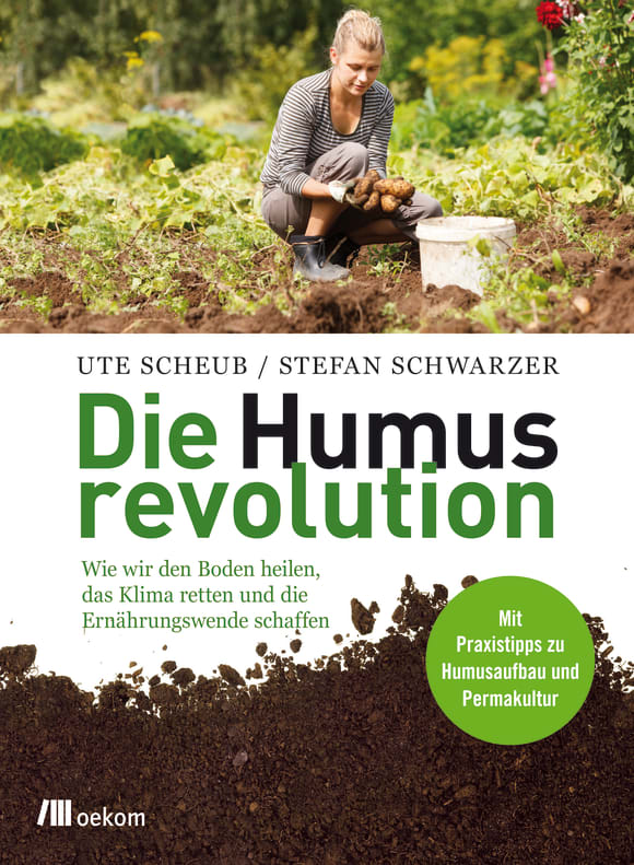 Cover: Die Humusrevolution