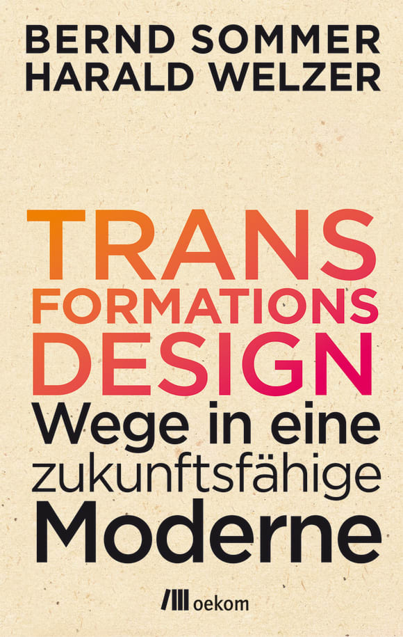 Cover: Transformationsdesign