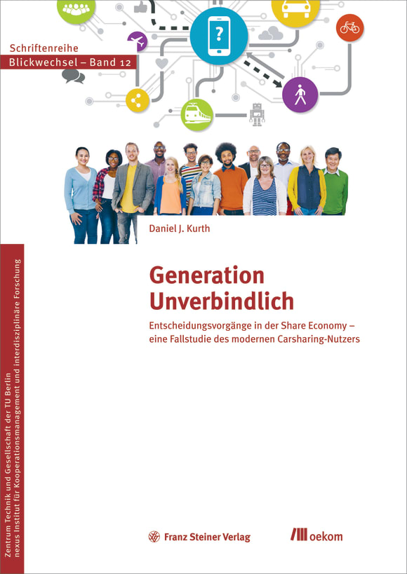 Cover: Generation Unverbindlich