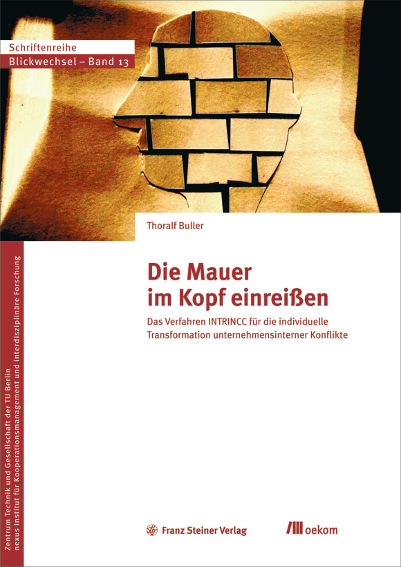 Cover: Die Mauer im Kopf einreißen