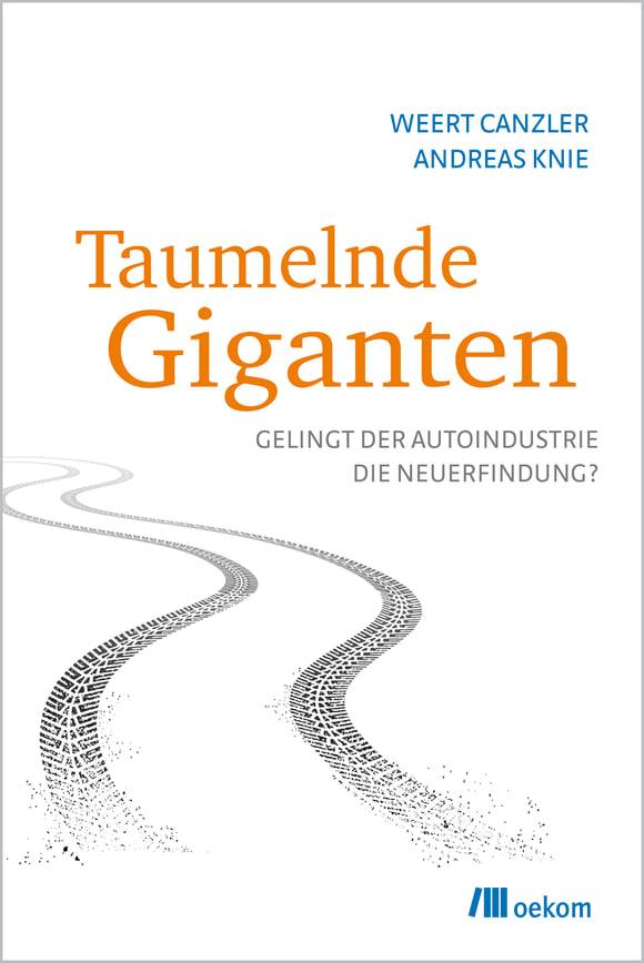 Cover: Taumelnde Giganten