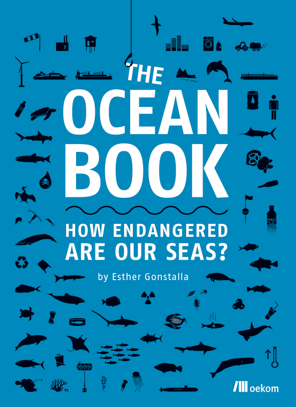 Cover: The Ocean Book