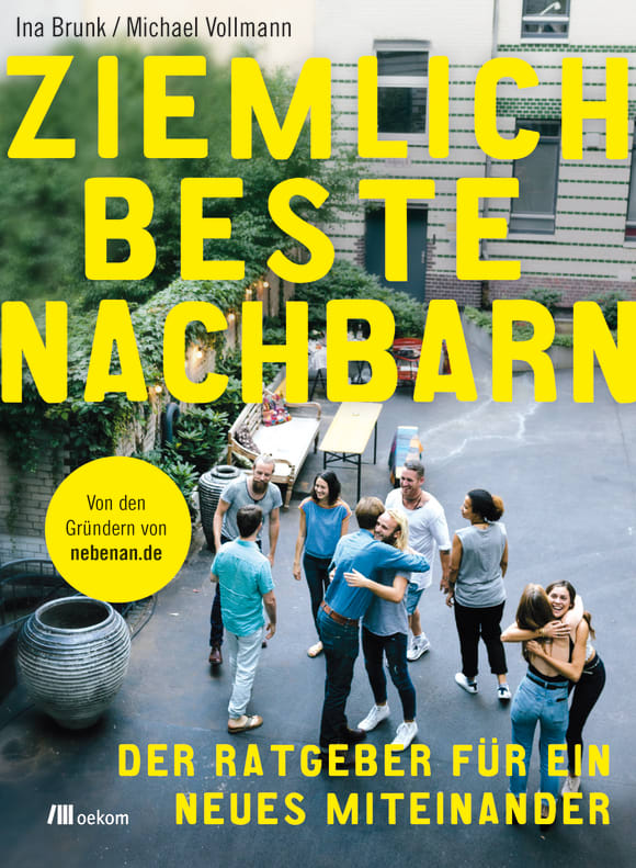 Cover: Ziemlich beste Nachbarn