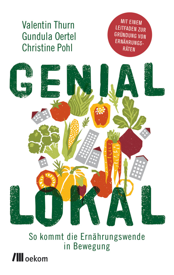 Cover: Genial lokal