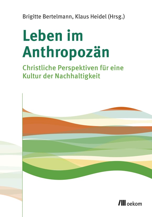 Cover: Leben im Anthropozän