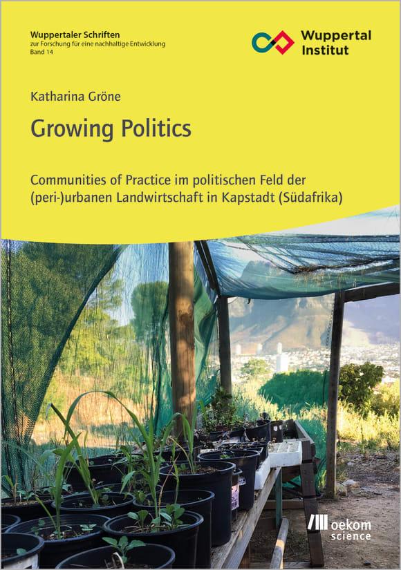 Cover: Energiesuffizienz in der Stadtentwicklung