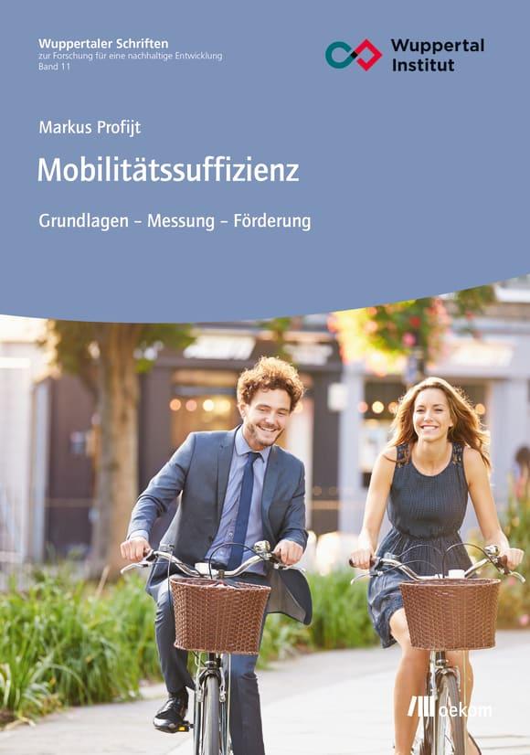 Cover: Mobilitätssuffizienz
