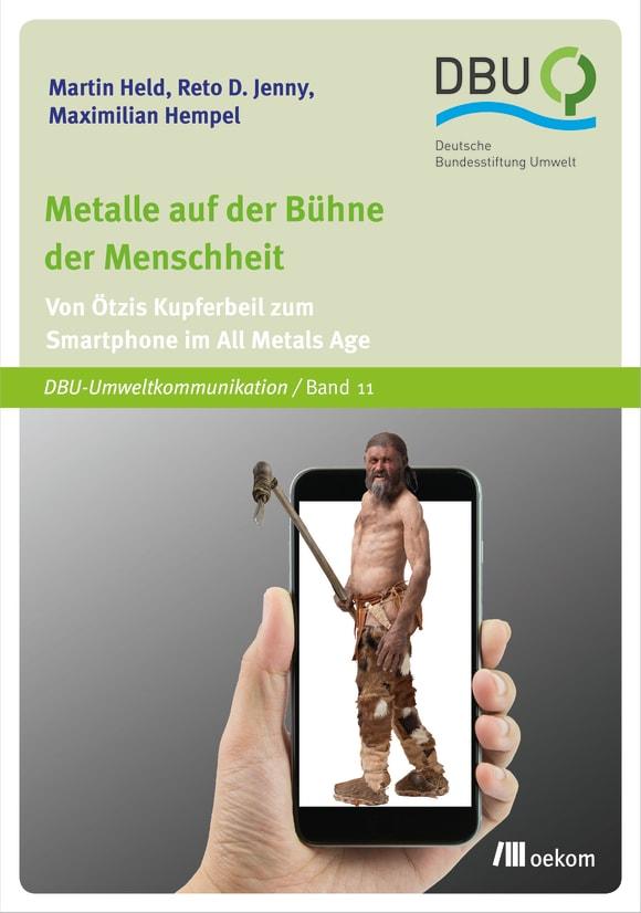 Cover: Metalle auf der Bühne der Menschheit
