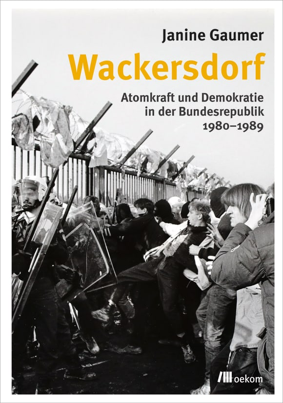 Cover: Wackersdorf