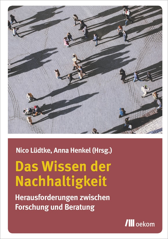 Cover: Das Wissen der Nachhaltigkeit