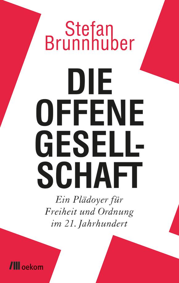 Cover: Die offene Gesellschaft