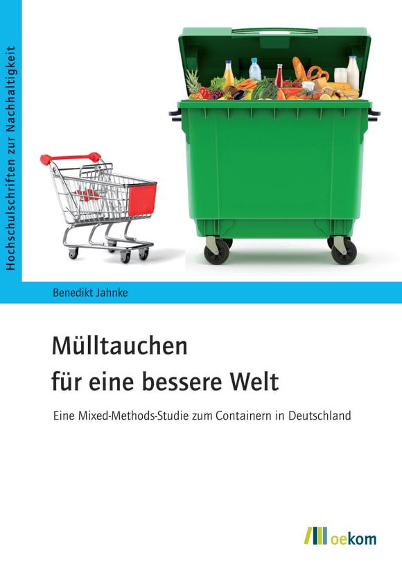 Cover: Mülltauchen für eine bessere Welt