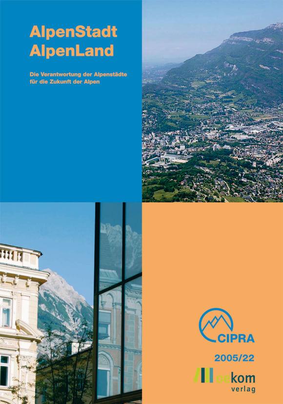 Cover: AlpenStadt - AlpenLand
