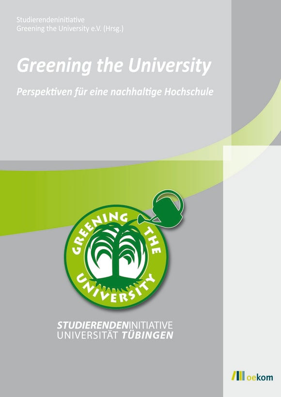 Cover: Greening the University