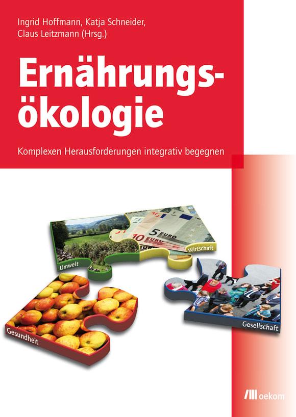 Cover: Ernährungsökologie