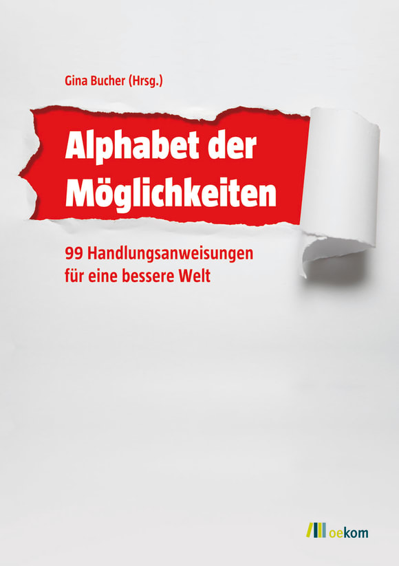 Cover: Alphabet der Möglichkeiten