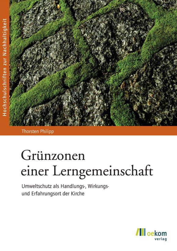 Cover: Grünzonen einer Lerngemeinschaft