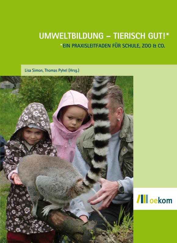 Cover: Umweltbildung - tierisch gut!
