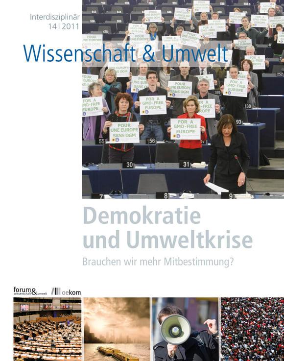 Cover: Demokratie und Umweltkrise