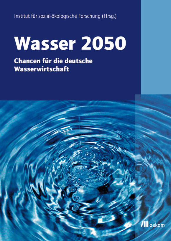 Cover: Wasser 2050