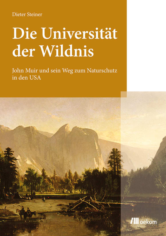 Cover: Die Universität der Wildnis
