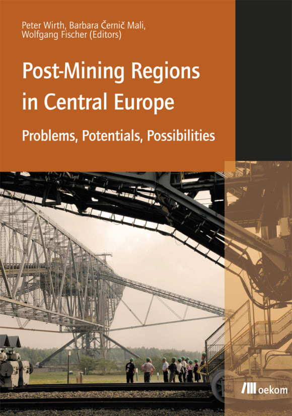 Cover: Post-Mining Regions in Central Europe
