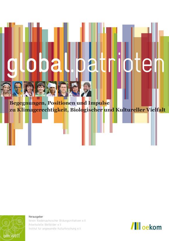 Cover: global.patrioten