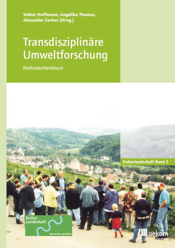 Cover: Transdisziplinäre Umweltforschung
