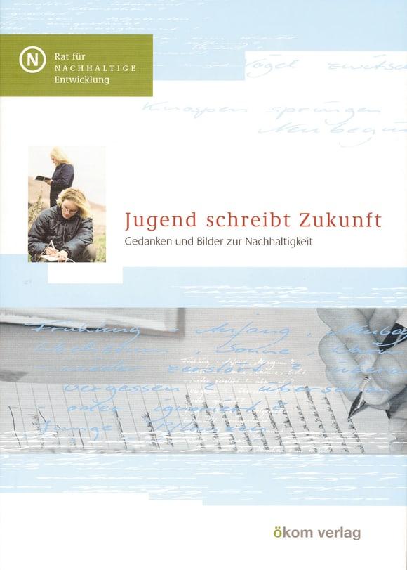 Cover: Jugend schreibt Zukunft