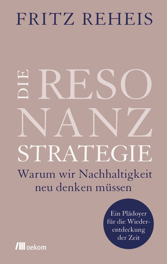 Cover: Die Resonanzstrategie