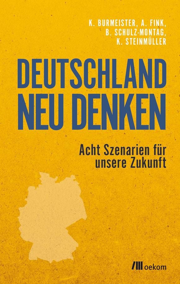 Cover: Deutschland neu denken