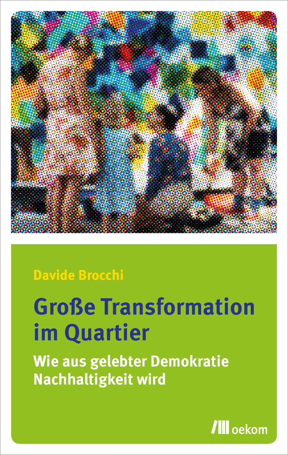 Cover: Große Transformation im Quartier