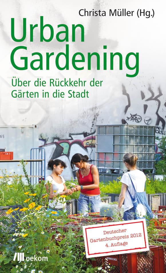 Cover: Urban Gardening