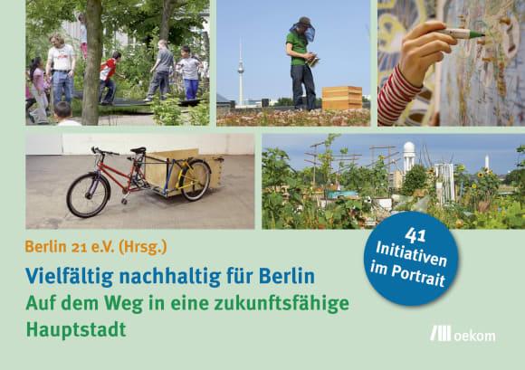 Cover: Vielfältig nachhaltig für Berlin