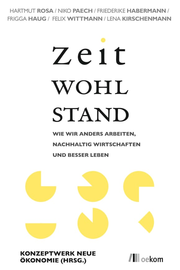 Cover: Zeitwohlstand