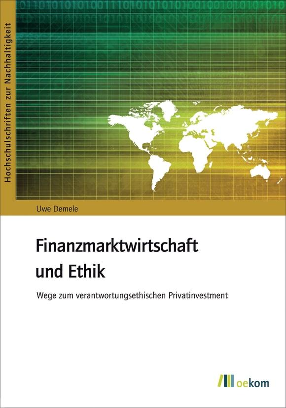 Cover: Finanzmarktwirtschaft und Ethik