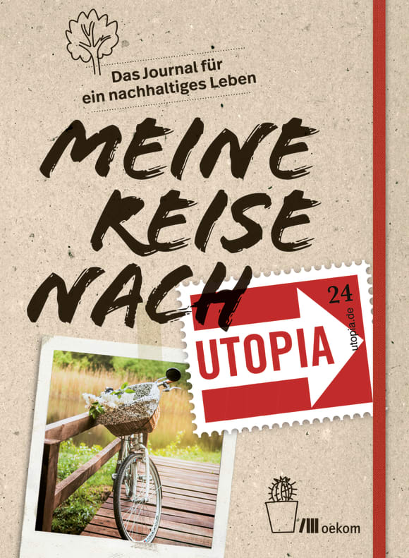 Cover: Meine Reise nach Utopia