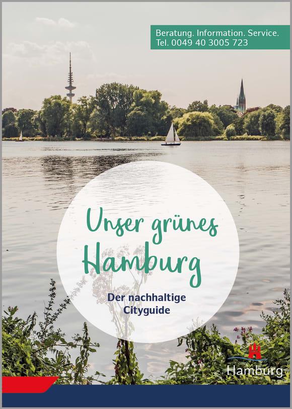 Cover: Unser grünes Hamburg