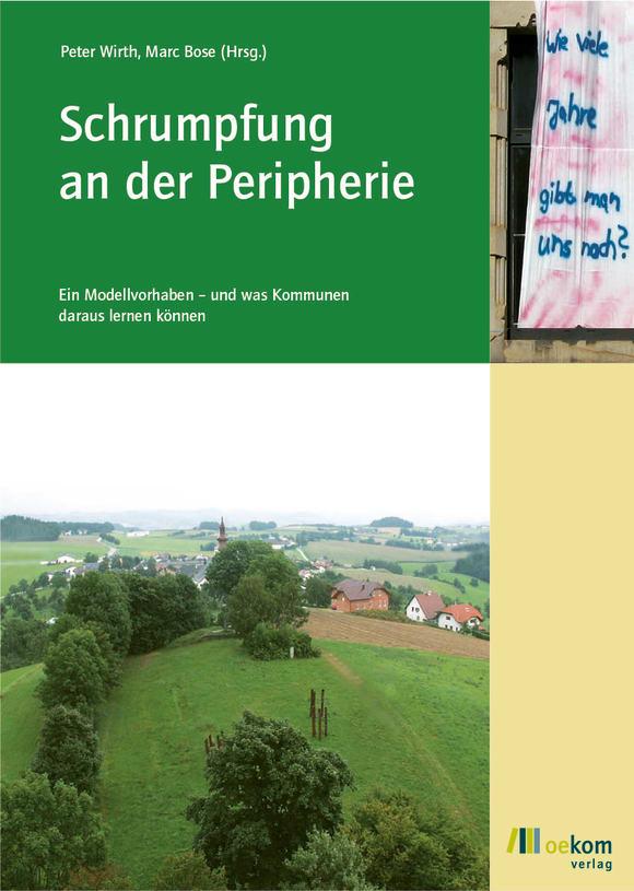 Cover: Schrumpfung an der Peripherie