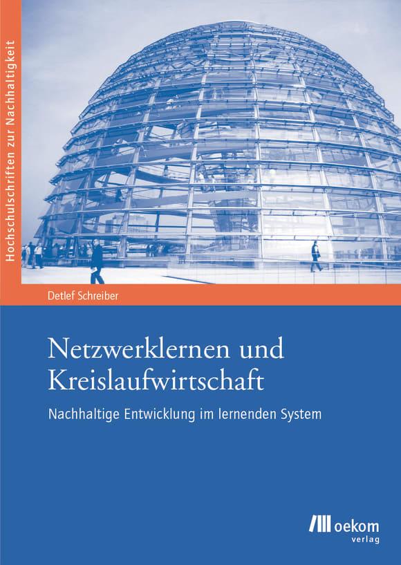 Cover: Netzwerklernen und Kreislaufwirtschaft