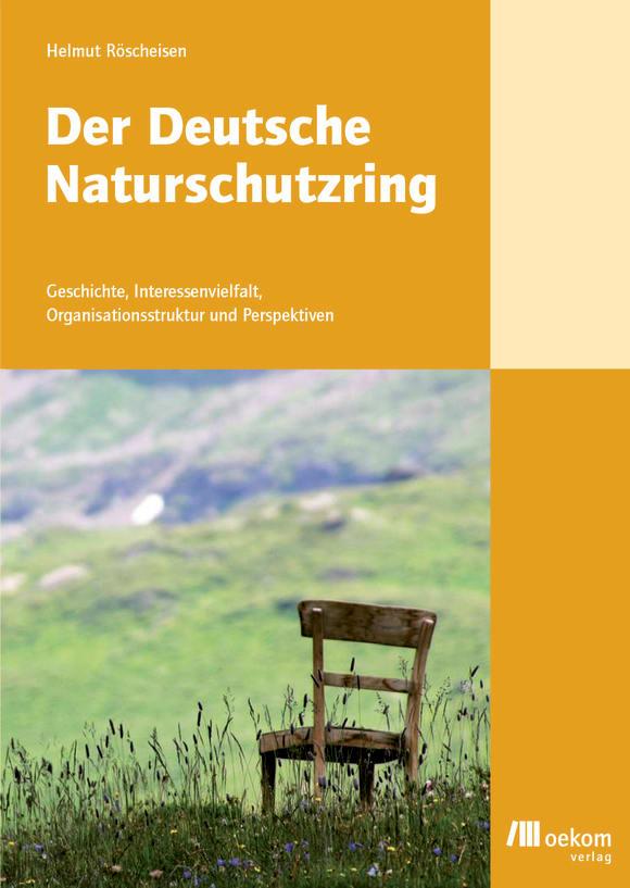 Cover: Der Deutsche Naturschutzring