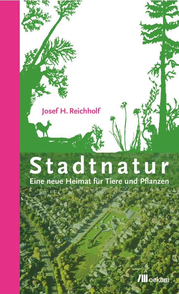 Cover: Stadtnatur