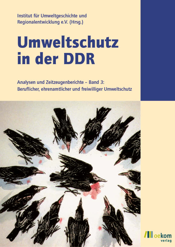Cover: Umweltschutz in der DDR